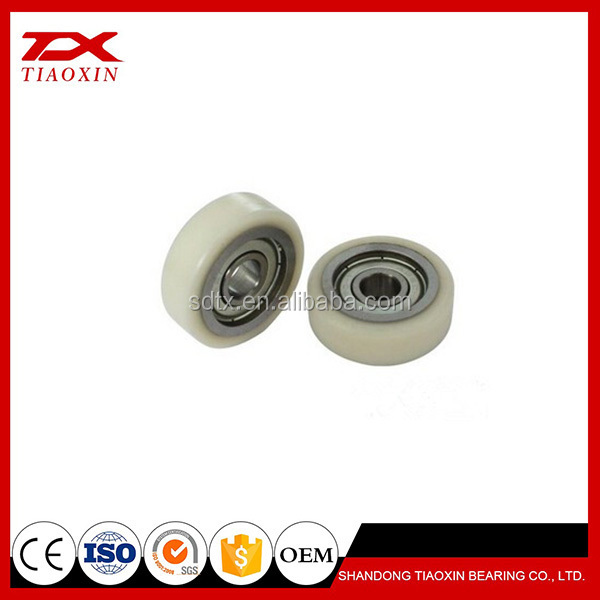 Rubber Coated Bearing Deep Groove Ball Bearing 625 625zz 626 626zz