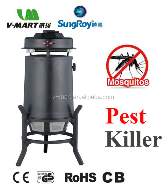 V-MART household electronic pest killer anti flying insect/moth/mosquito/bug