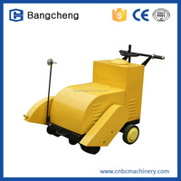 reinforced asphalt electrical pavement floor saw concrete cutting machine