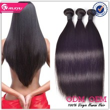 New style top quality soft and smooth wholesale peruvian hair weaving