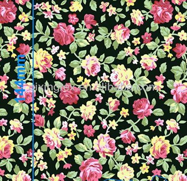 40D polyamide spandex printed fabric for leggings with low MCQ