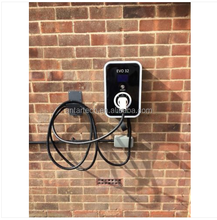 Electric Car EV Charge Point 7kw / 25amp output mode 3, EVO 32 charger EVSE