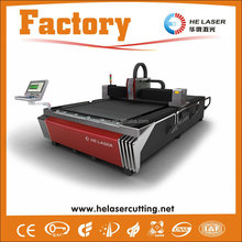 Good quality new products fiber 1000w sheet metal laser cutter machine
