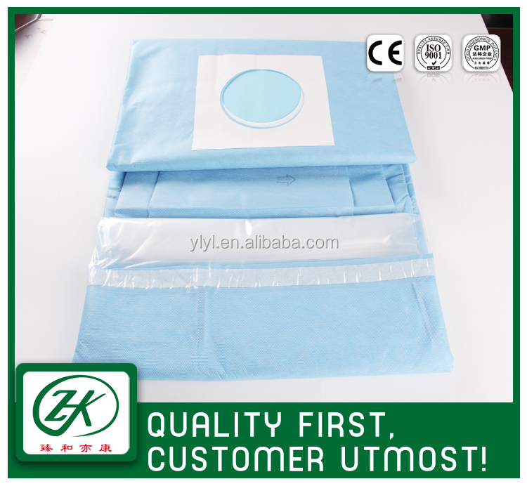 ON SALE Obstetric Pregnant Baby Birth Delivery Birth Drape Kit