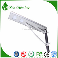 3 Years Warranty Ip67 Waterproof 15w 30w Integrated Solar Street Light With Lg Led