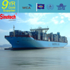Cheap Container International Sea Freight To