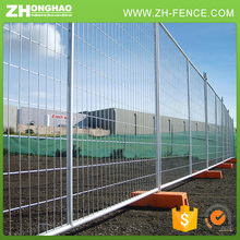 Galvanized Rust Proof Wire Mesh Temporary Fence Panels
