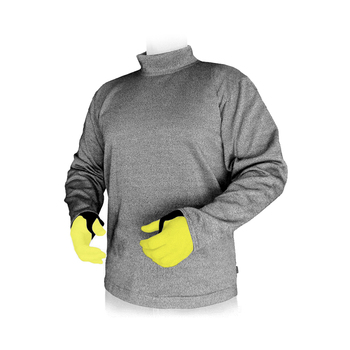 anti cut safety fiberglass protective clothing stab proof clothing