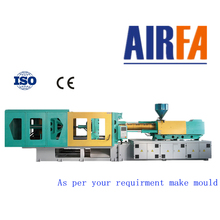 AIRFA AF600 Big Fruit Plates Plastic Moulding Machine with Fixed-pump