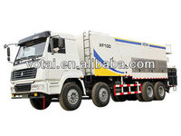 China made XCMG micro-surfacing/slurry seal truck with best price