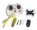 Mini RC Drone/Quard Copter with FPV Real Time Camera Wifi Transmision