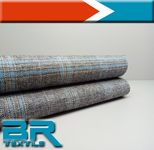 Wholesale stretch woven suit Fabric tr Polyester Rayon Spandex roma Fabric used for men and women suit in korean market