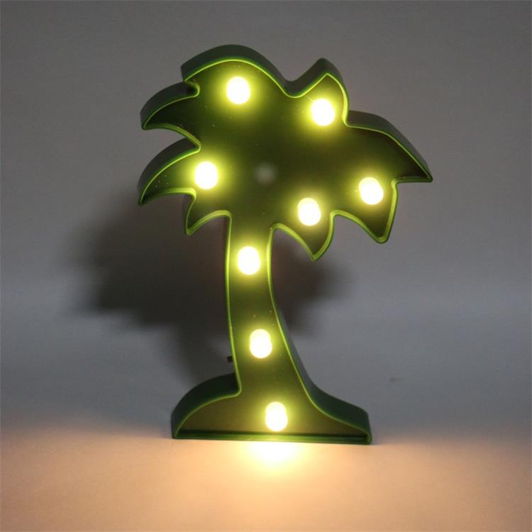 Hot Sale Palm Tree Marquee Signs