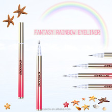 new design super black screw thead liquid eyeliner pencil