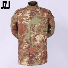 High Quality Itly Custom Military Universal Multicam Camouflage Military Uniform Camouflage