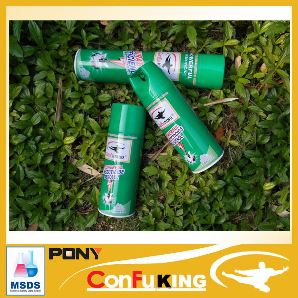 good smell powerful effect spray chemical aerosol insecticide