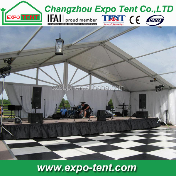 Luxury wedding party marquee tent
