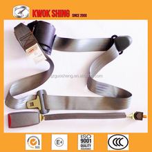 CCC E4 Certificated Automobile Universal 3 Point Retractable Seat Belts
