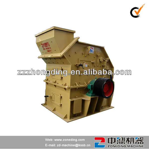 High efficiency fine crusher from zhongding