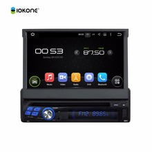 1 din 7 inch car dvd player single din Android car stereo 1 din WIFI 3G car FM radio