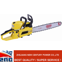 Hot sale chain saw 5200/gasoline chain saw 52cc/chainsaw with CE GS EUII certificates