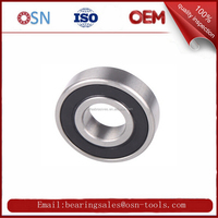 Bearing 6207 2rs Hybrid Ceramic Ball Bearing for motorcycle wheel