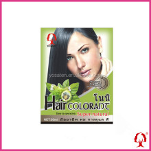 CHEAP THAILAND PRODUCTS DYE HAIR BLACK COLOR shampoo