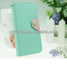 3d case for samsung galaxy s3 mini i8190,new arrival wallet leather case for Samsung Galaxy S3 mini case