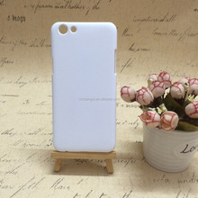 phone case sublimation printing 3D plastic case for oppo A77/oppo F3 customed design heat printed cover