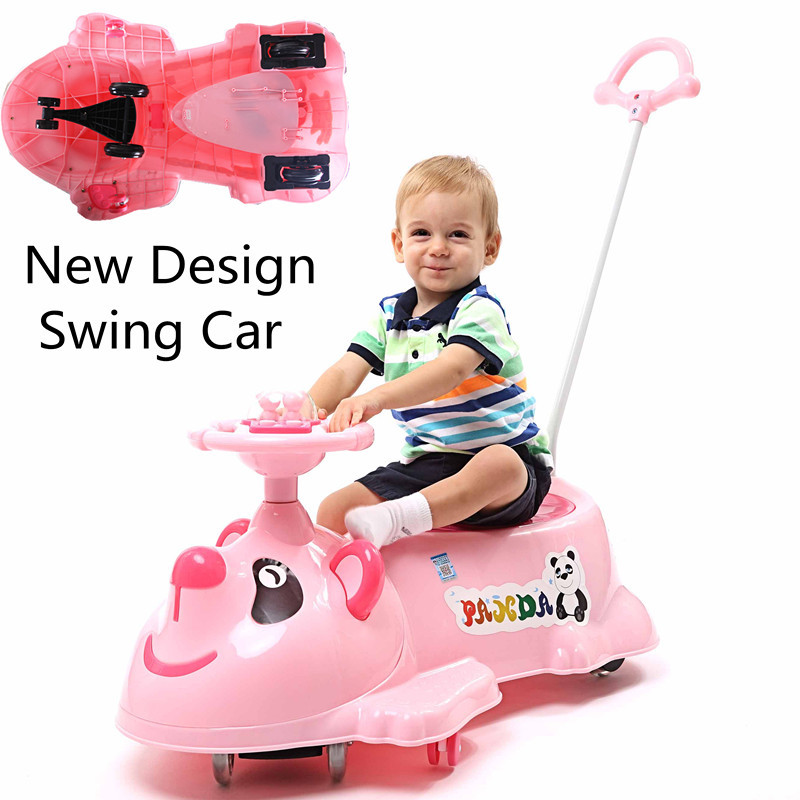 Swing Car Push Button Company Names Wholesale Cheap China Toy