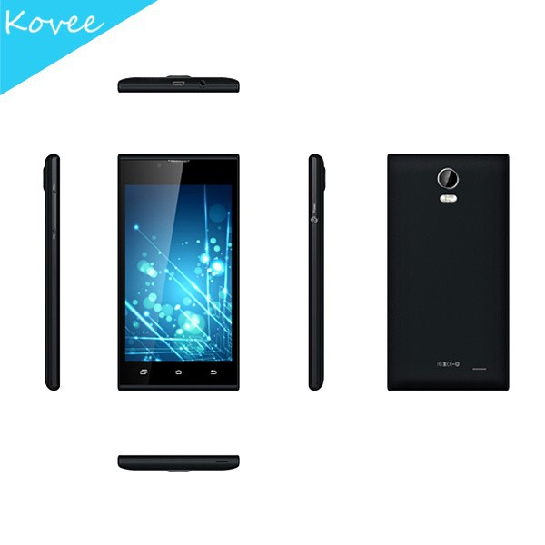 cheap 5.0inch MTK6572 android 4.4 mobile phone alibaba in spanish