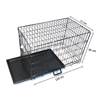 wholesale suitable High quality metal dog crate