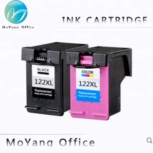 MoYang compatible ink cartridge for hp122 xl used for hp Deskjet 1000 1050 1050A 2000 2050 205A 2050se 2054A 3000 3050A printer