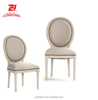 Durable Classic Louis XVI Dining Chairs Wedding Louis Ghost Chairs for Sale