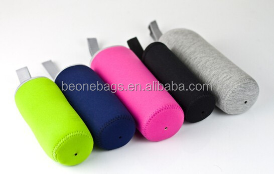 Best selling Alibaba OEM & custom printed knitted hot water bottle cover