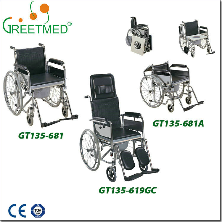 Professional factory supply good quality wheelchair height adjustable table