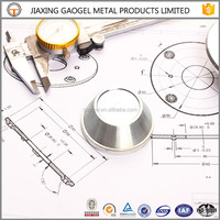 hot sale quality assurance top quality stamping copper auto part