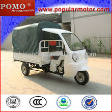 Motorized Cheap Water Cool 250cc Gasoline 2013 New Popular Cargo Three Wheel Electric Scooter