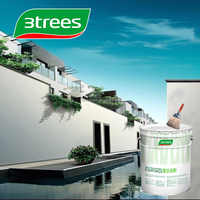3TREES Hot Sell uv resistant topcoat varnish for exterior wall