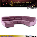 PFS399808 Arc sofa fat sofa set curved sofa set