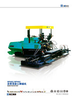 BRAND NEW XCMG ASPHALT PAVER RP602 WITH 6M PAVING WIDTH FOR SALE