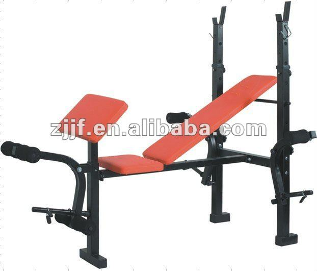 heavy duty fitness equipment weight bench