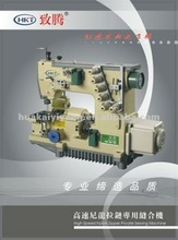 New Type High Speed Nylon Zipper Stitching Machine