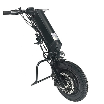 12'' attachment to wheelchair 500w 11.6ah attachments electric handcycle for disabled