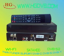 HGDVB ULTRA HD DVB-S2 For All The Country