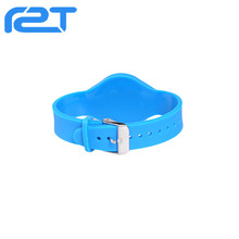 custom logo promotional gifts PVC wristbands