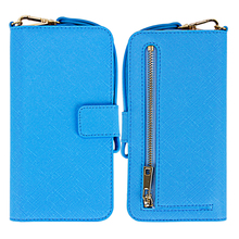 Universal smart phone wallet style leather flip case for iPhone 7/8