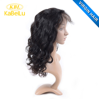 Can custom private label wigs tangle free mixed grey wig,pixie wigs,latex wig natural human hair lace wig ful