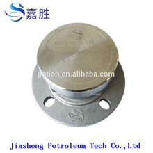 Oil Safety Valve with Plus and Minus Pressure