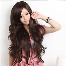 New Style 100CM Fashion Long Straight Women's Cosplay Party Wig Full Hair Wigs
